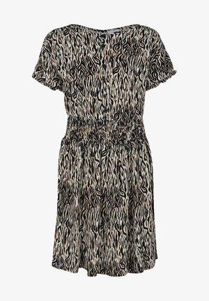 FALLON DRESS - Denní šaty - blue