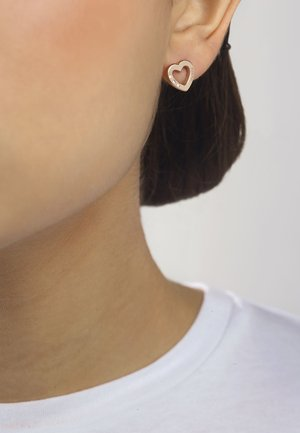 Earrings - oro pink