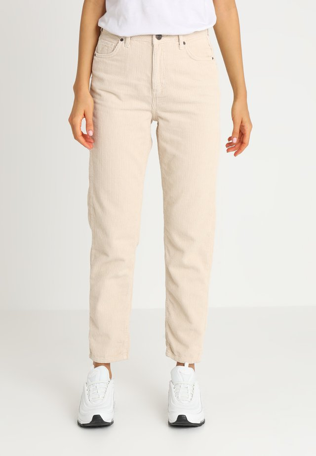 MOM - Trousers - white