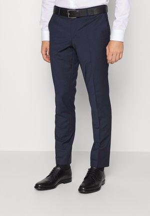 GETLIN - Pantaloni eleganti - dark blue
