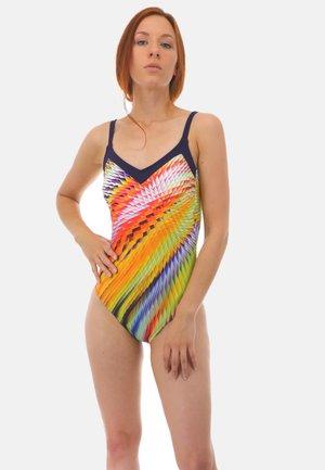 Swimsuit - dunkelblau