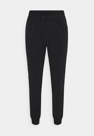 JJIGORDON JJLANE TECHNICAL - Trousers - black
