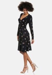 Vive Maria - GARDEN  - Day dress - blau allover - 2