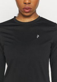 Peak Performance - ALUM LIGHT LONG SLEEVE - Long sleeved top - black - 5