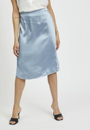 NOOS - A-line skirt - ashley blue