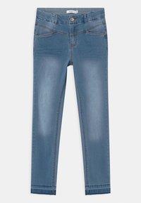Name it - NKFSALLI  - Jeans Skinny Fit - medium blue denim - 0