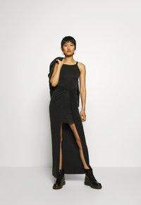 AllSaints - SAMI DRESS - Maxi dress - black - 1
