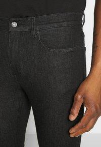 HUGO - Jeans slim fit - black - 5