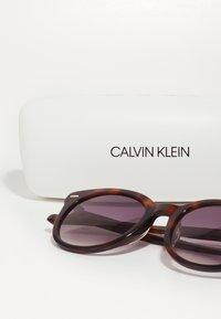Calvin Klein - Solglasögon - soft tortoise - 2