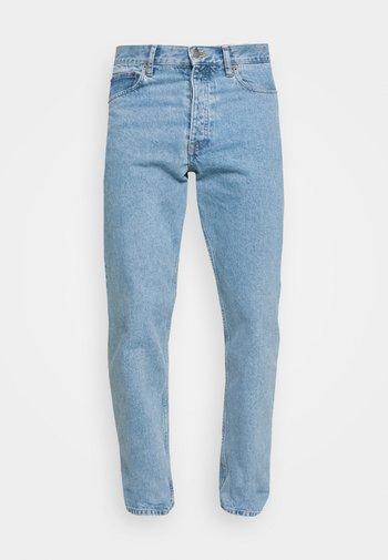 DASH - Jeans a sigaretta - light blue ridge stone