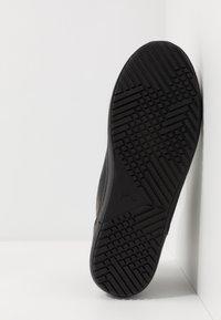 Lacoste - STRAIGHTSET - Vysoké tenisky - black - 4