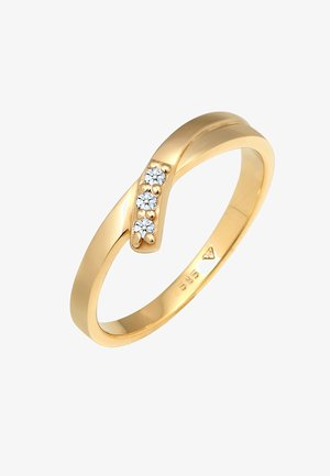 TRIO VERLOBUNG  - Ring - gold-coloured