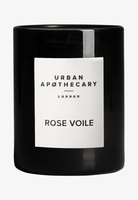 Urban Apothecary - LUXURY BOXED GLASS CANDLE - ROSE VOILE - Duftkerze - - - 0