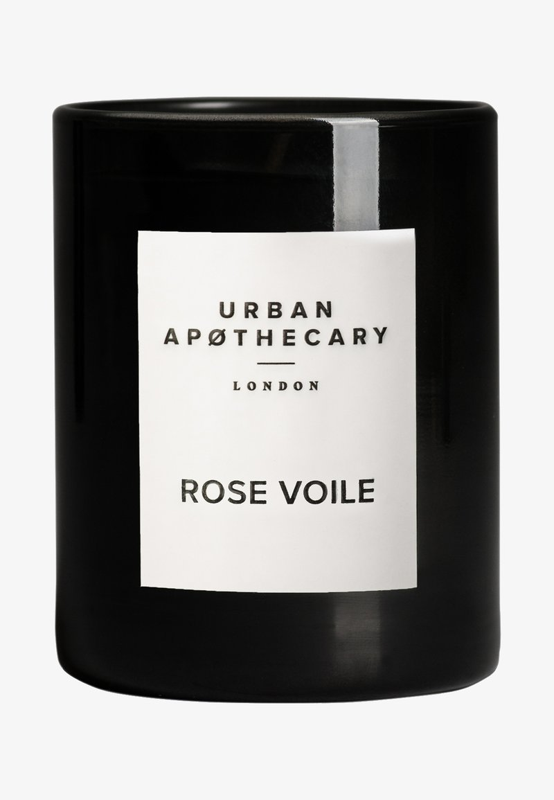 Urban Apothecary - LUXURY BOXED GLASS CANDLE - ROSE VOILE - Duftkerze - -