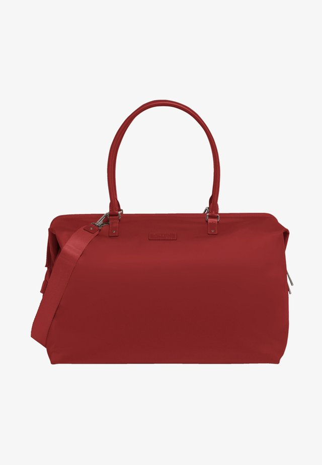 LADY PLUME - Weekend bag - cherry red