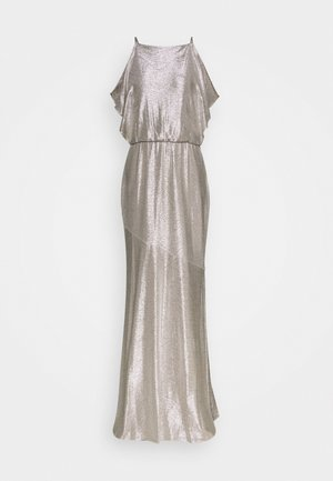 LONG - Occasion wear - champagne/silver