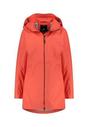 MIRANDA WOMEN'S PARKA - Waterproof jacket - rot (500)