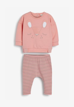 SET 2 - Sweatshirt - pink