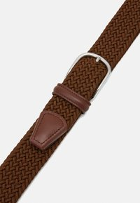 Anderson's - BELT - Braided belt - brown - 4