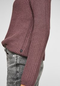 QS by s.Oliver - Jumper - purple - 3