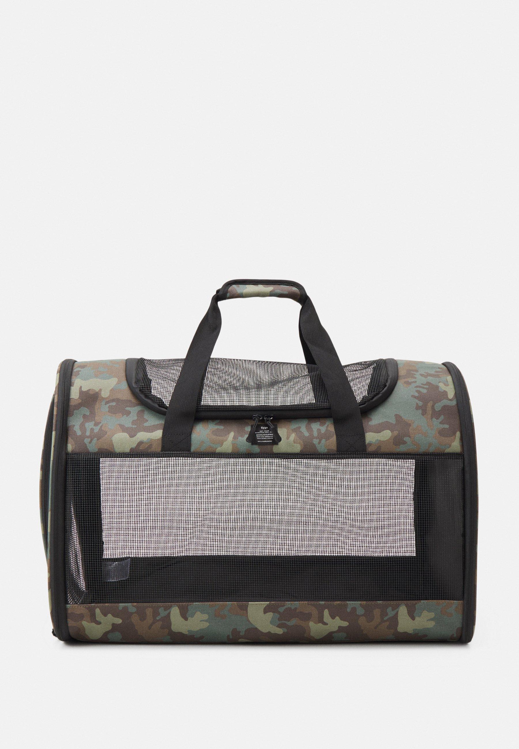 Women EXPLORER DOGGY DUFFEL UNISEX - Weekend bag