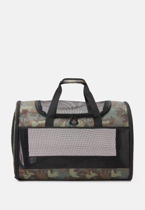 EXPLORER DOGGY DUFFEL UNISEX - Weekend bag - green