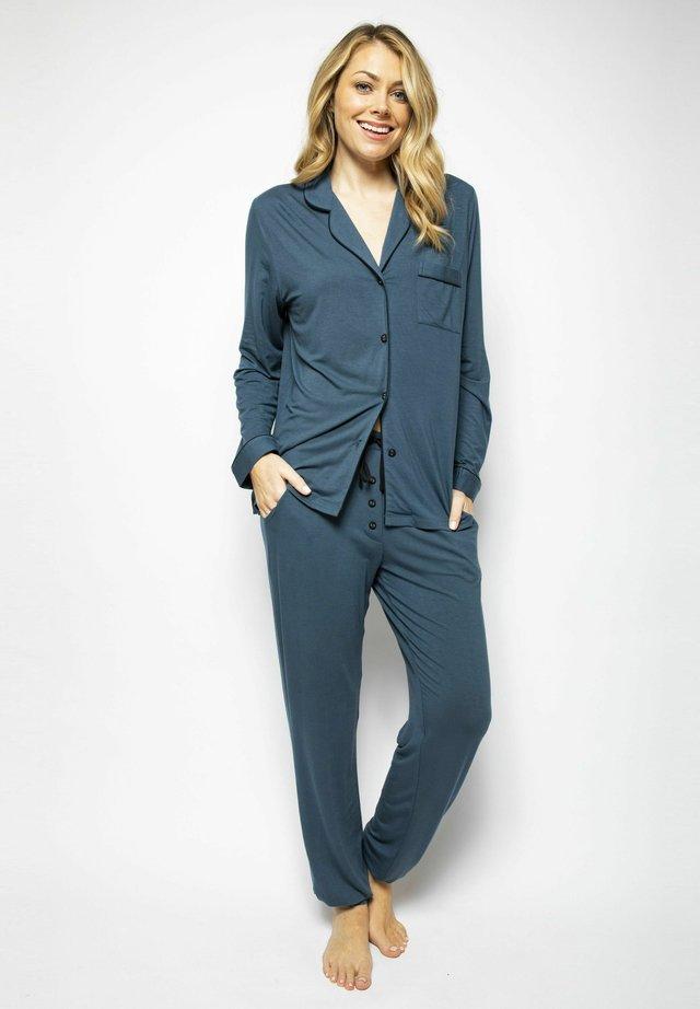 Pyjamasöverdel - teal