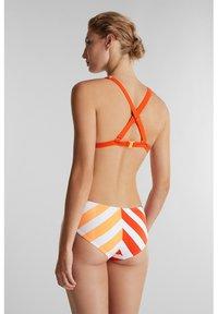 Esprit - Bikini bottoms - coral orange - 2