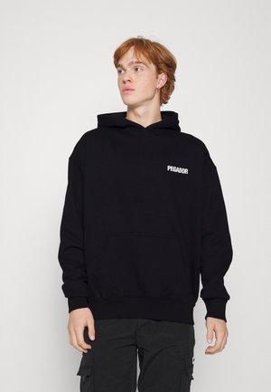 WINNERS OVERSIZED HOODIE UNISEX - Sweatshirt - black