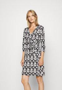 Diane von Furstenberg - JULIAN TWO - Day dress - black medium - 0