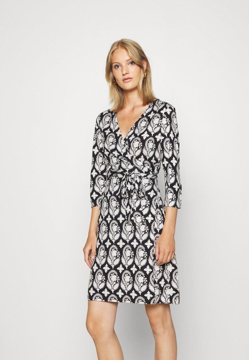 Diane von Furstenberg - JULIAN TWO - Day dress - black medium