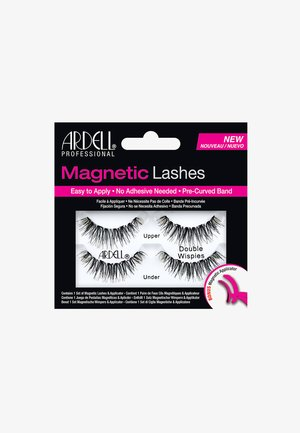 MAGNETIC STRIP LASH DOUBLE WISPIES - Falske øjenvipper - -