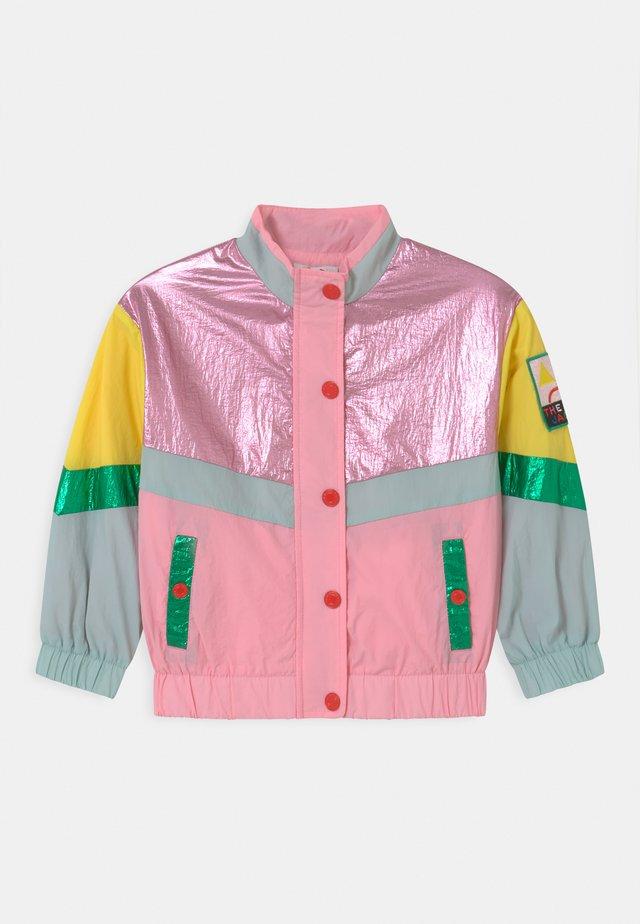 Lett jakke - multicoloured