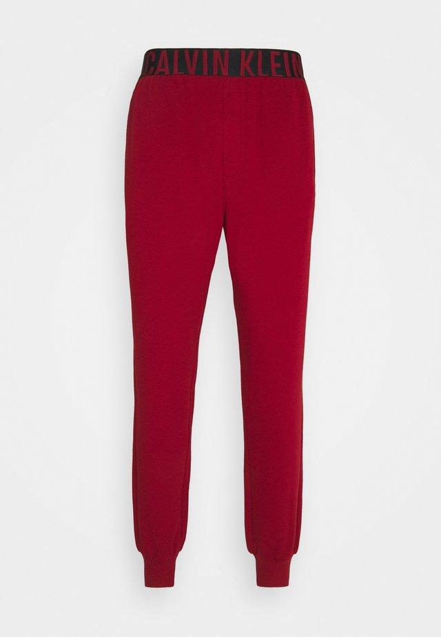 INTENSE POWER LOUNGE - Pyjama bottoms - red