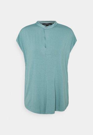 Blouse - dark turquoise