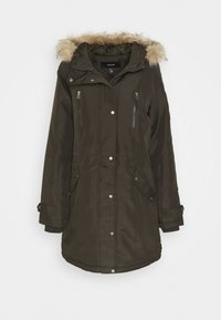 Vero Moda Tall - VMEXPEDITIONTRACK - Winter coat - peat - 4