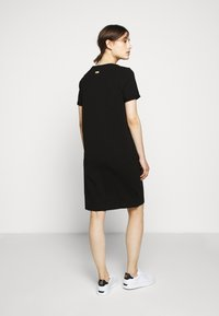 Barbour International - THUNDERBOLT DRESS - Sukienka z dżerseju - black - 2