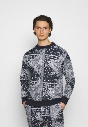 ARLO - Sweatshirt - blue