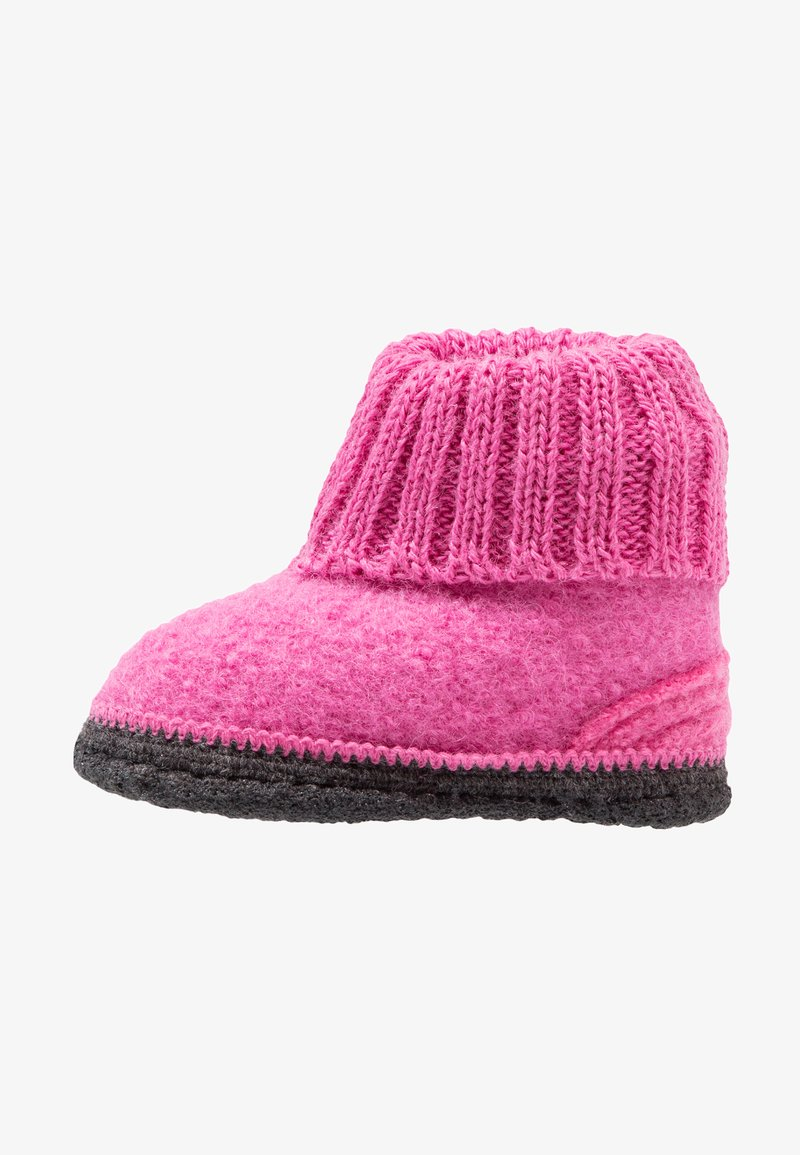 Bergstein - COZY - Domácí obuv - pink