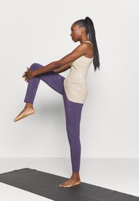 Deha - PANTS - Trainingsbroek - violet - 1