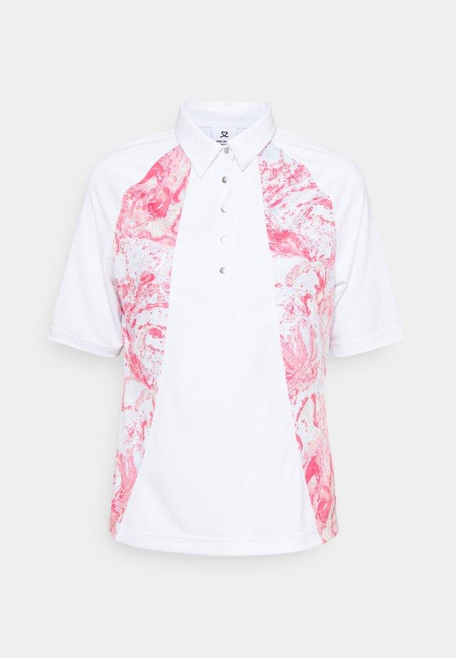 ADELINA - Polo shirt - white
