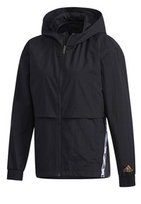 adidas Performance - U4U WINDBREAKER - Windbreaker - black