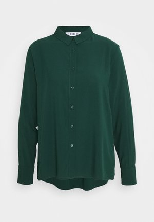 ELLINOR BLOUSE - Button-down blouse - grün