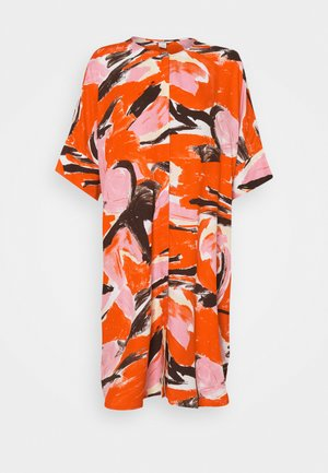 LOOKI DRESS - Day dress - artyred print