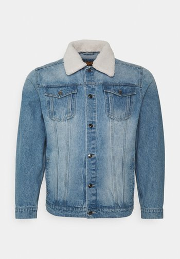 WALKER DENIM JACKET - Denim jacket - blue