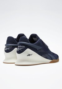 Reebok - LEGACY LIFTER II SHOES - Trainers - blue - 3