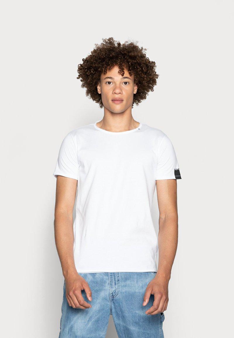 Replay - Basic T-shirt - white