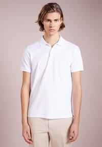 J.LINDEBERG - TROY CLEAN - Poloshirt - white - 0