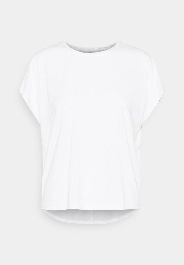 ONLFREE LIFE - Basic T-shirt - cloud dancer