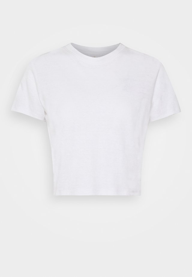 ROSA - T-shirt basic - white